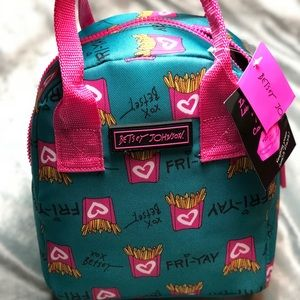 🎀NEW🎀 Betsy Johnson lunch tote!
